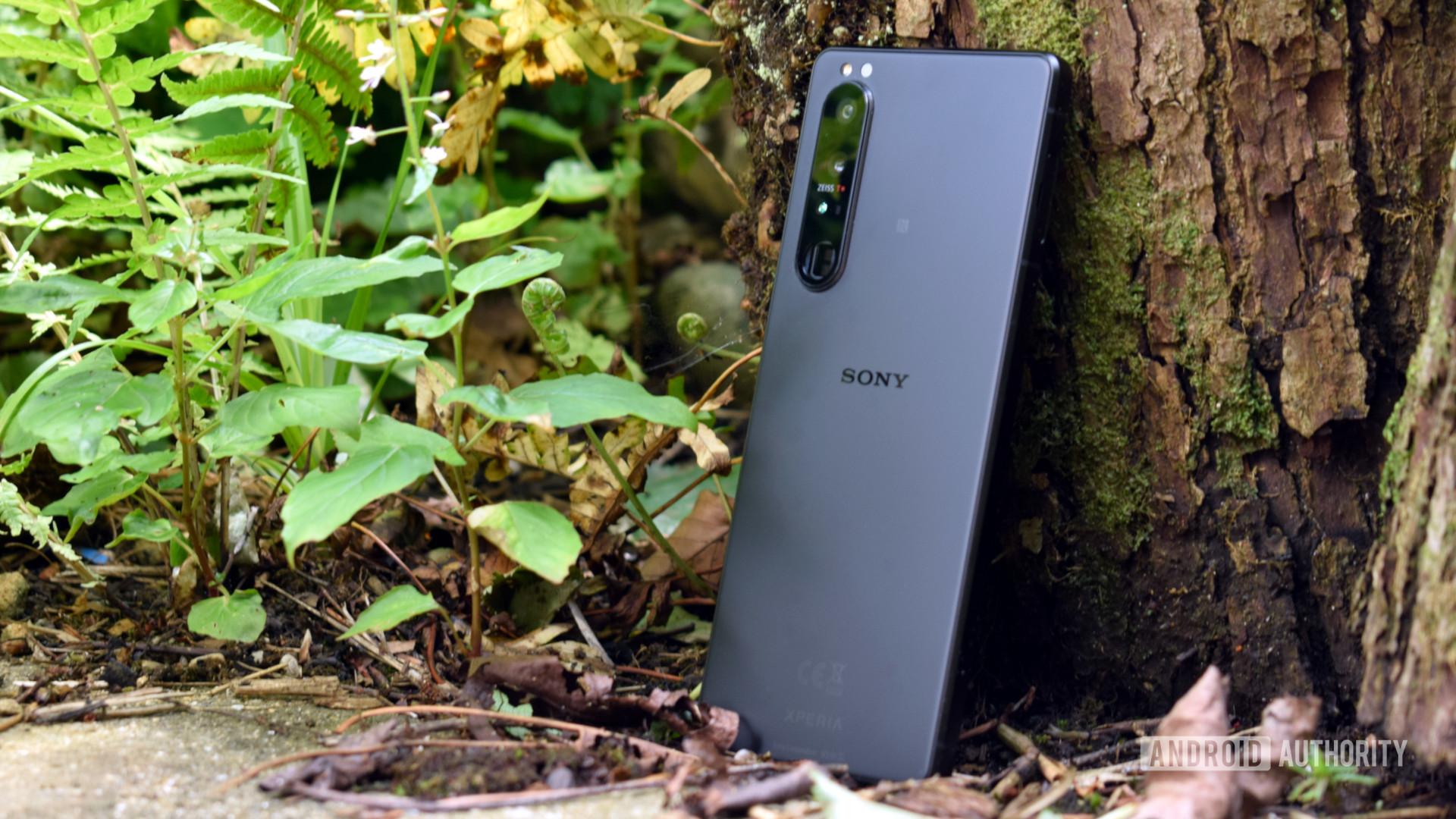 Sony Xperia 1 III hero 2