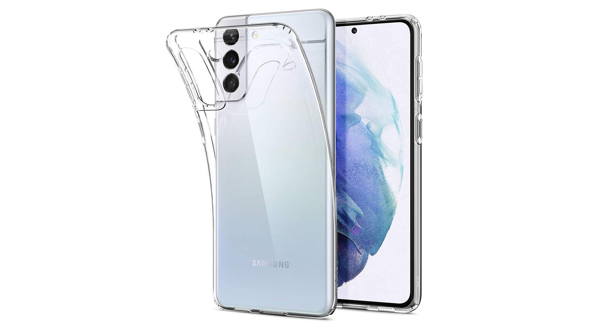 Spigen Liquid Crystal Designed for Galaxy S21 Plus