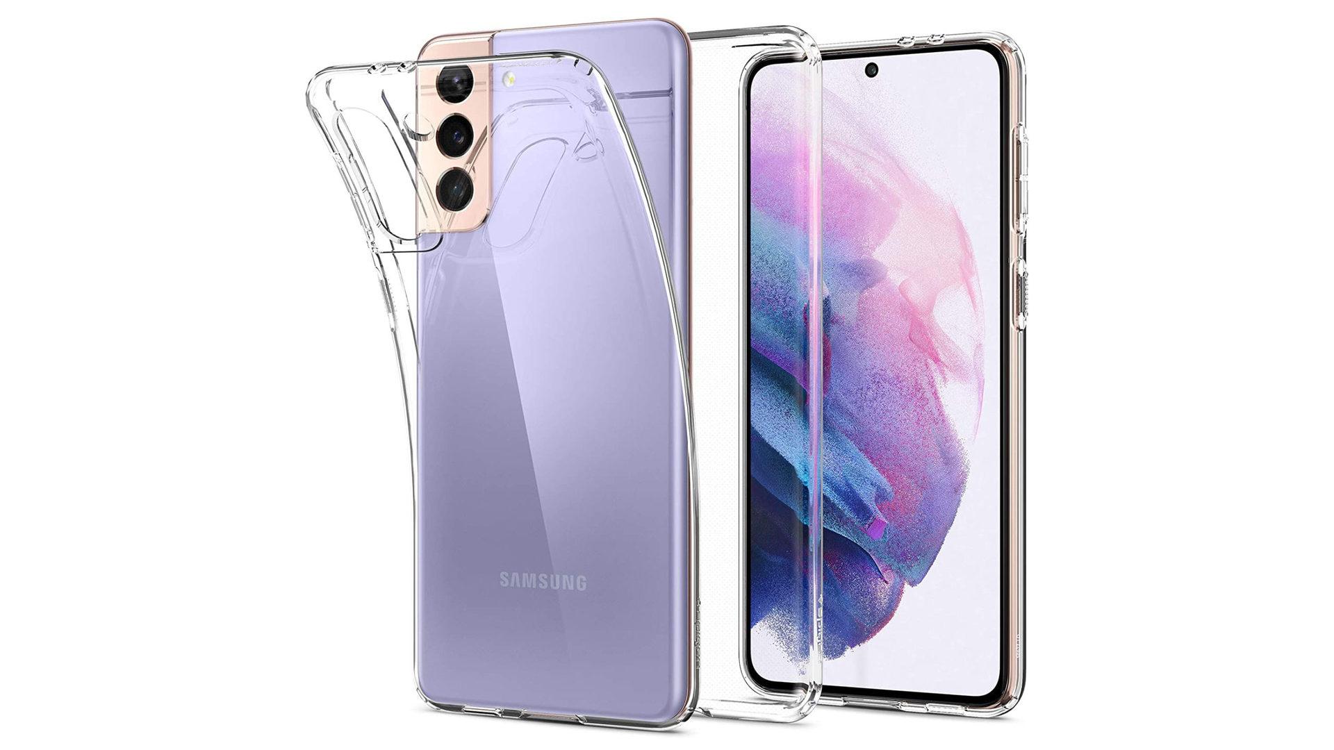 Spigen Liquid Crystal Designed for Galaxy S21