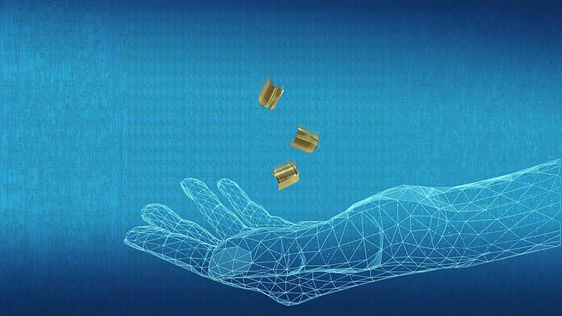 arm plastic chip