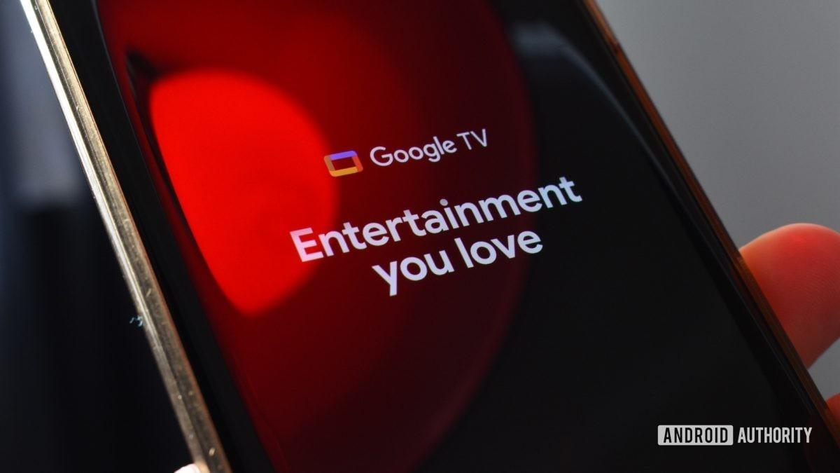 google tv app stock 1