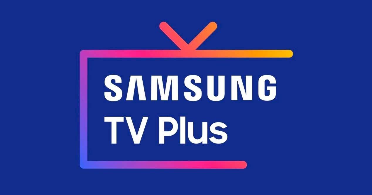 samsung tv plus logo