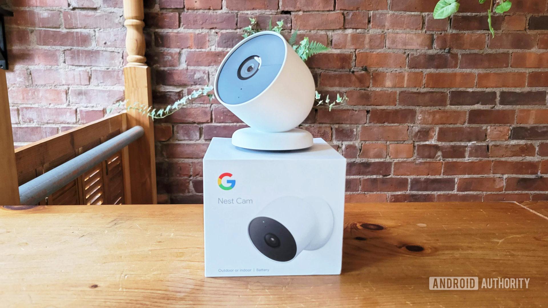 Google Nest Cam Review 2021 Hero