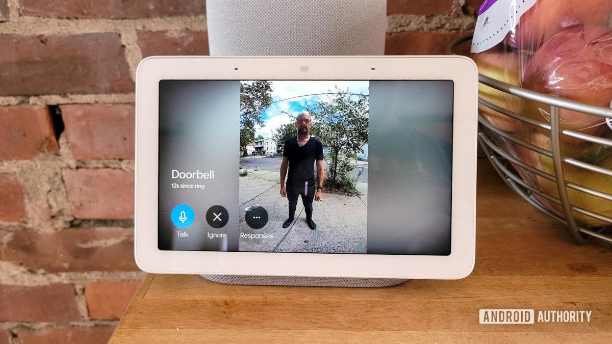 Google Nest Doorbell Video Quality