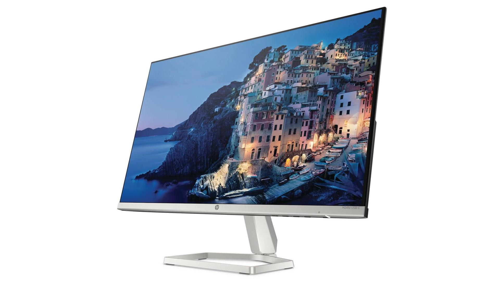 HP M24fd USB C monitor