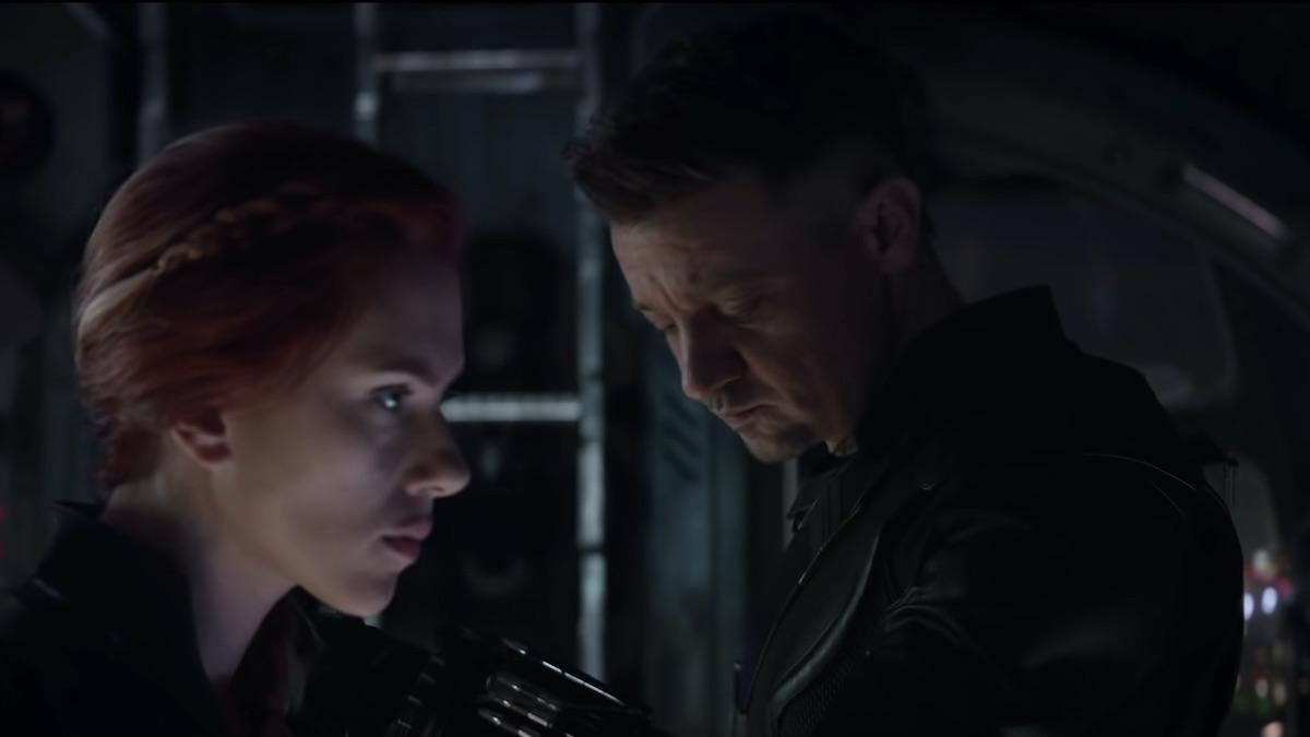 Hawkeye Avengers Endgame 2