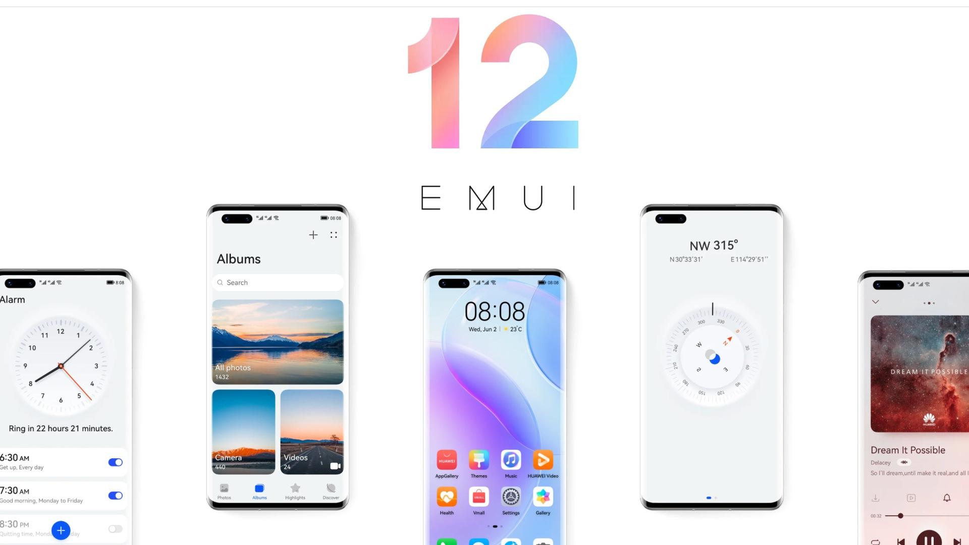 Huawei EMUI 12