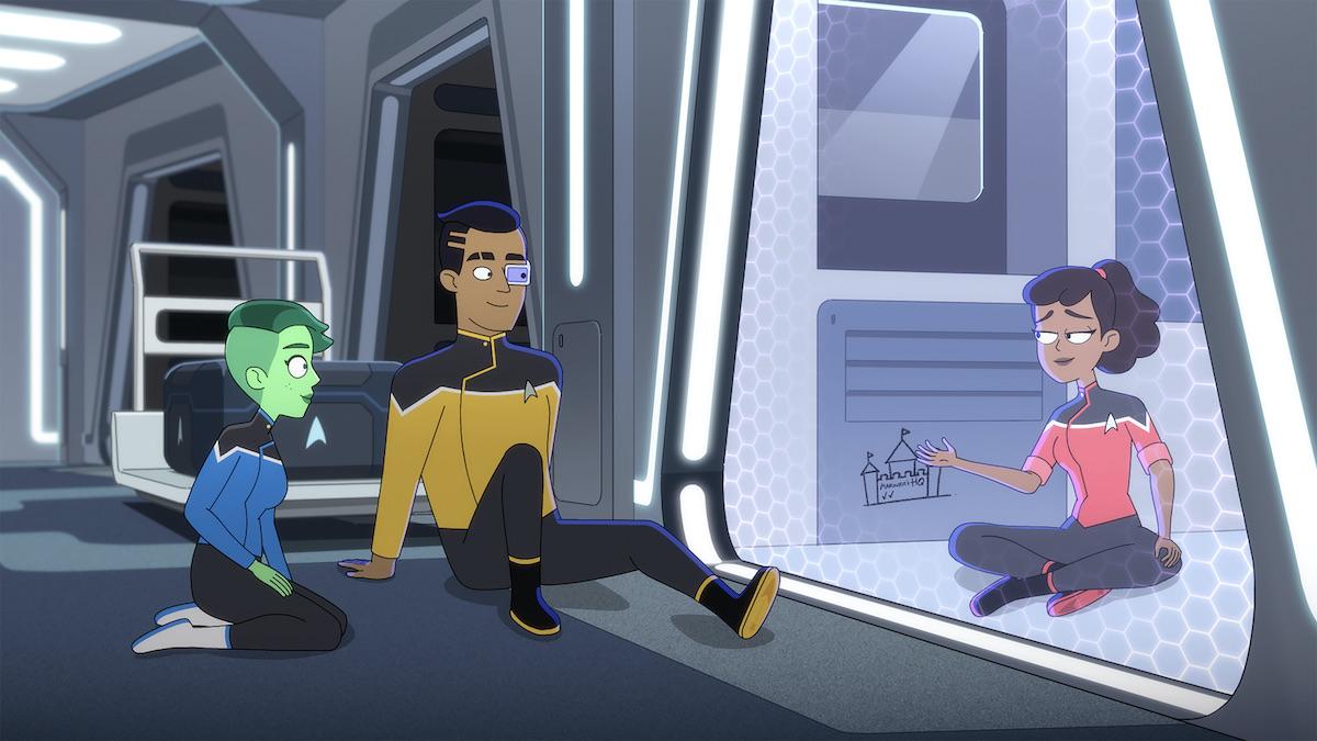 Star Trek: Dek Bawah musim 2