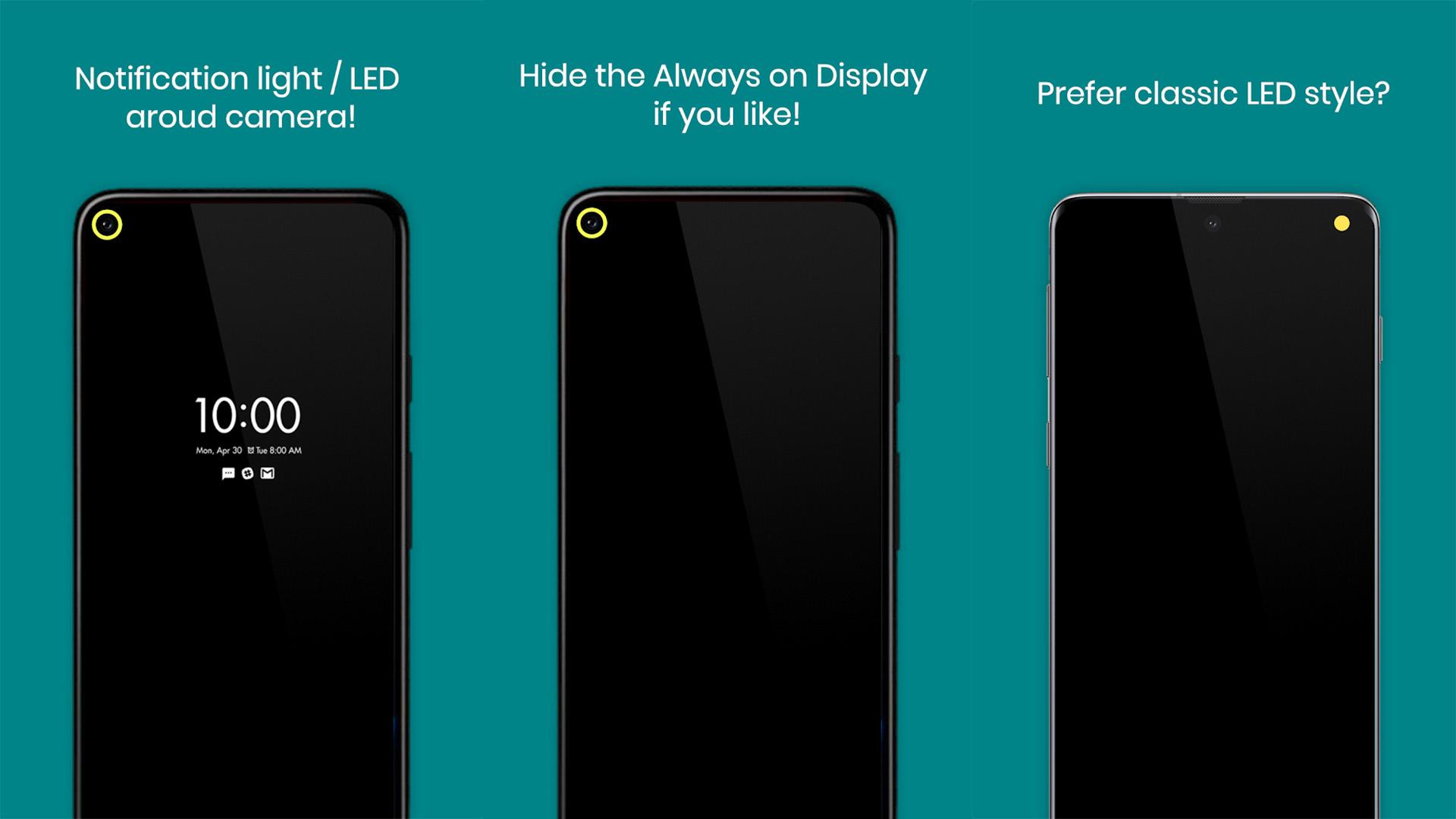 Notification Light for Pixel screenshot 2021