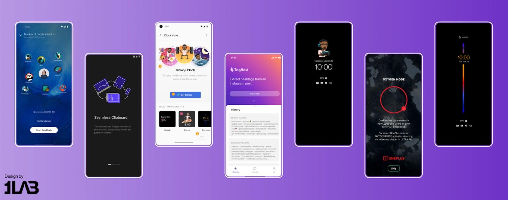 OneLab Apps on OnePlus Phones