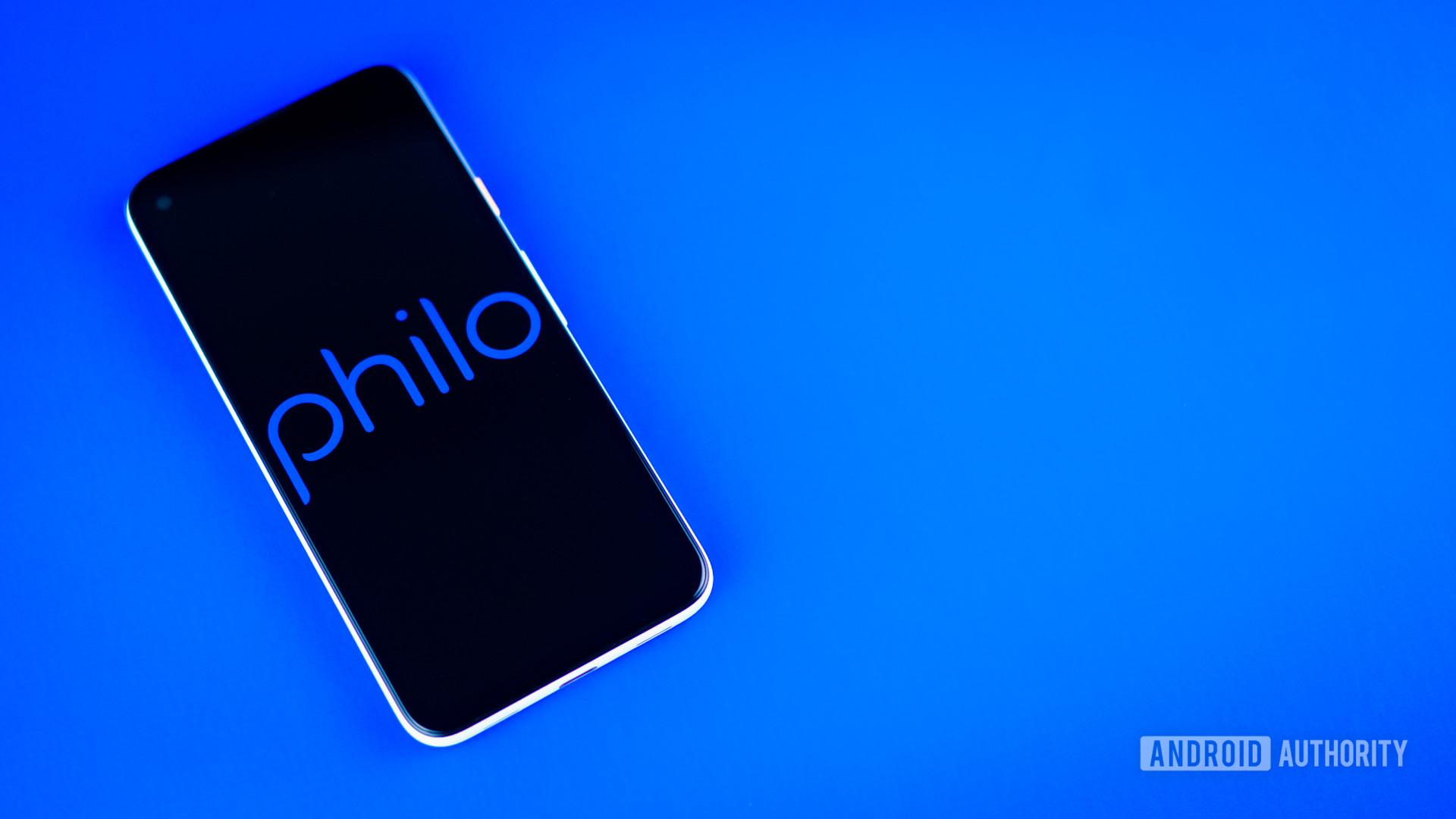 Philo TV stock photo 3