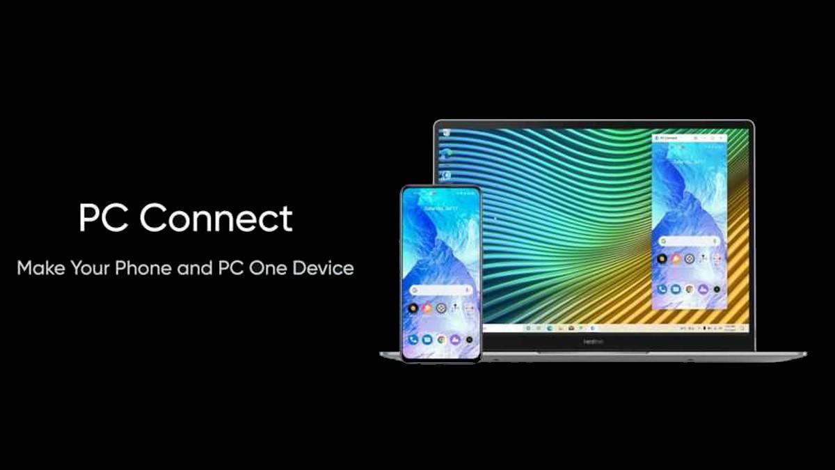 Realme Book PC Connect