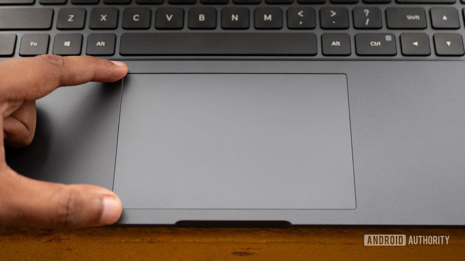Pavé tactile RedmiBook Pro