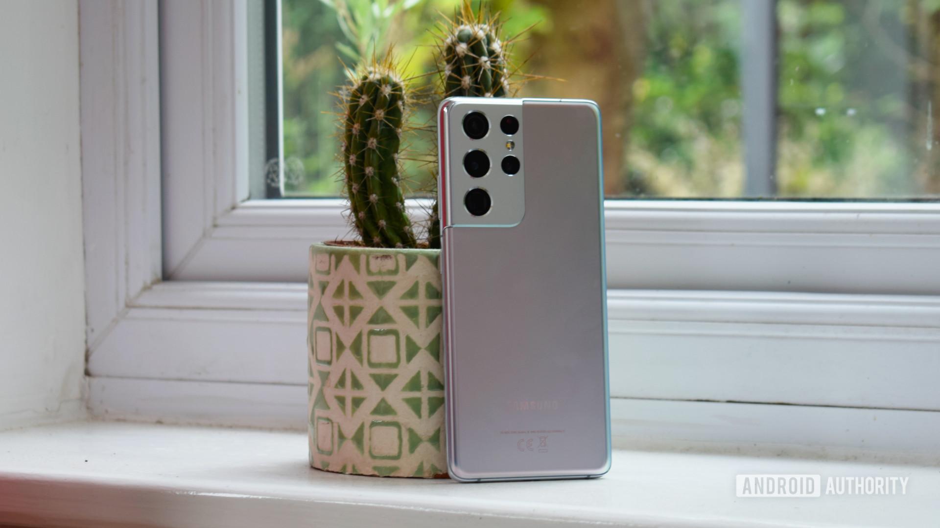 Samsung Galaxy S21 Ultra best battery life
