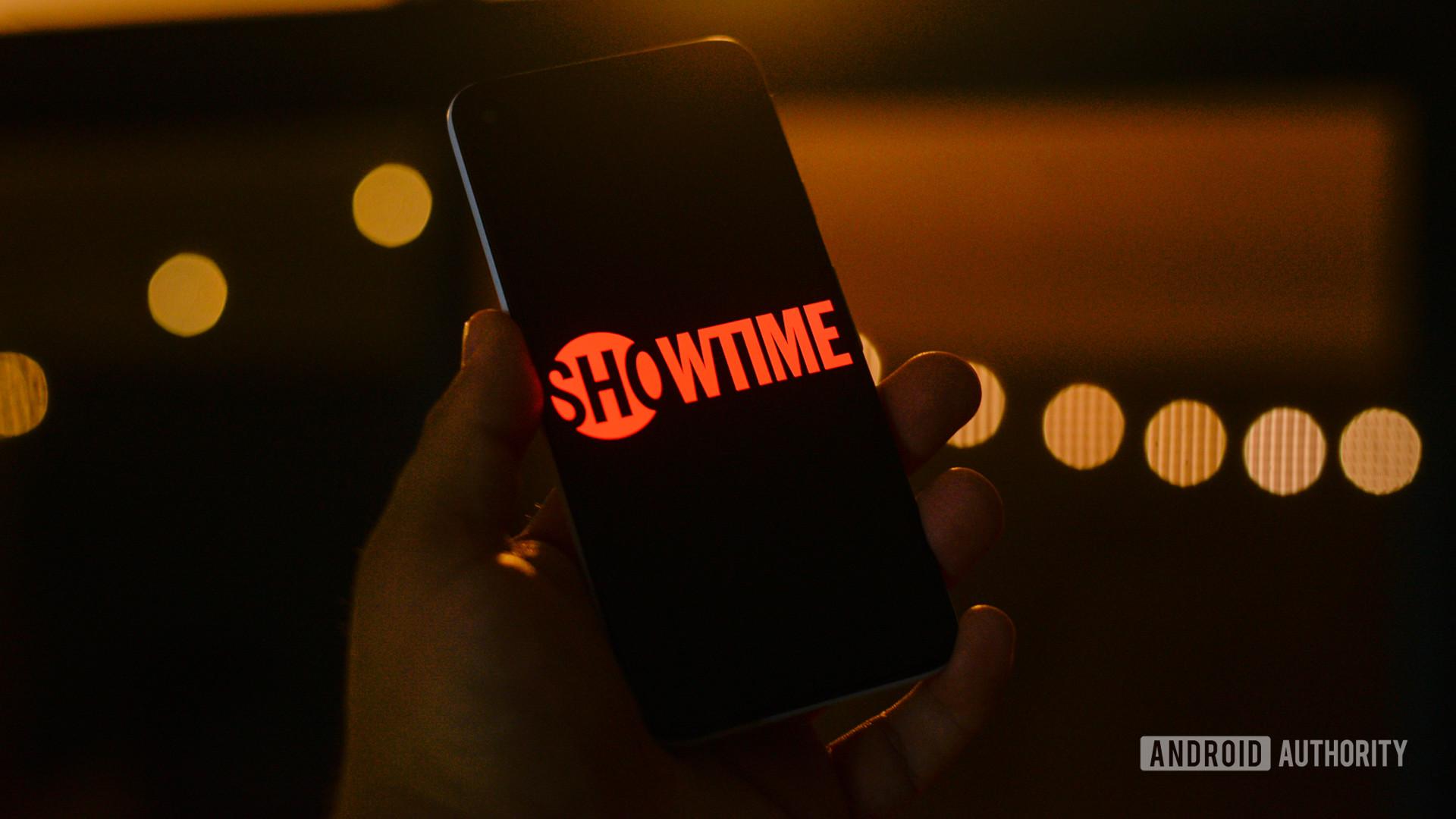 Showtime stock photo 2