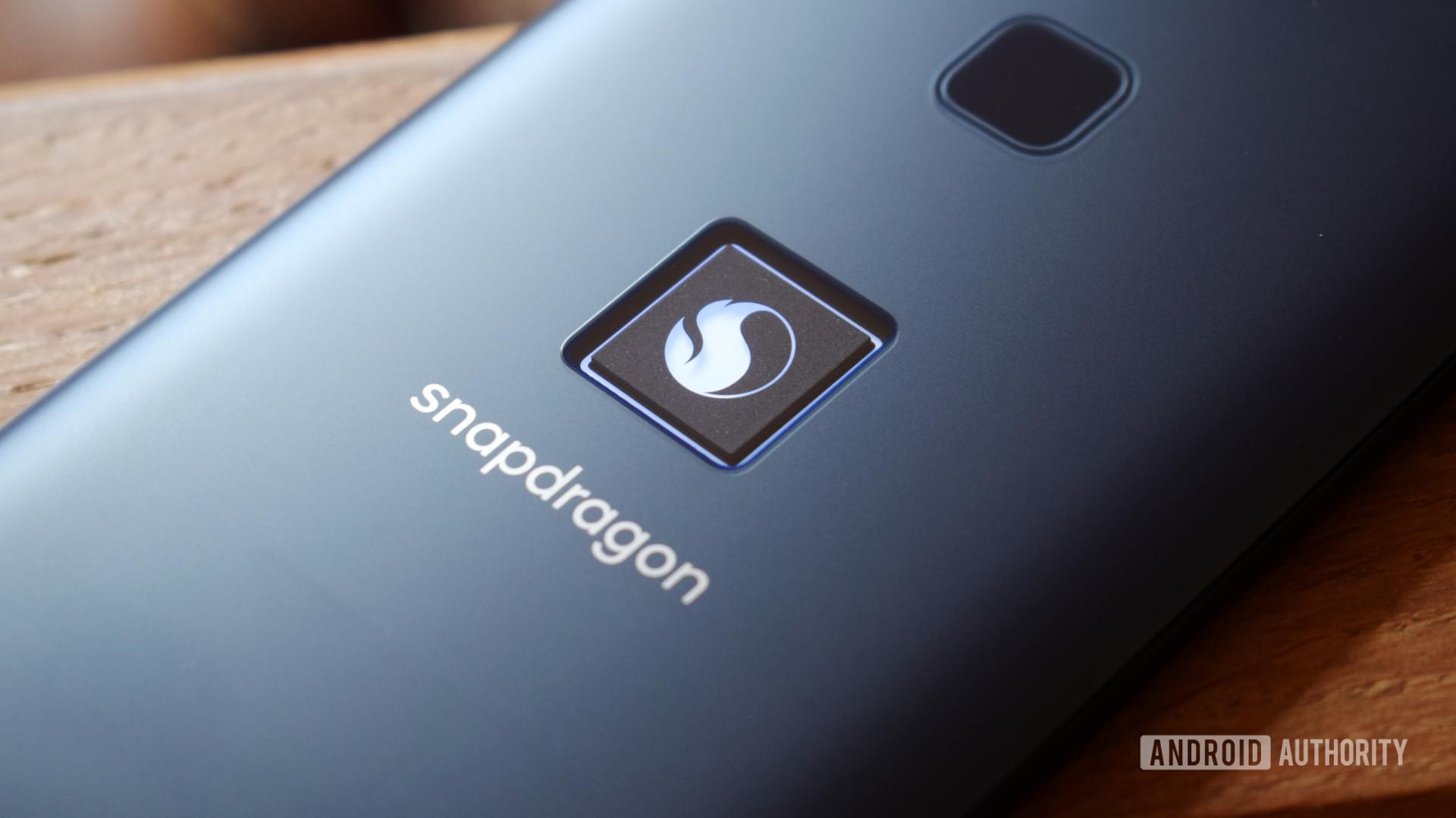 Smartphone for Snapdragon Insiders light-up logo