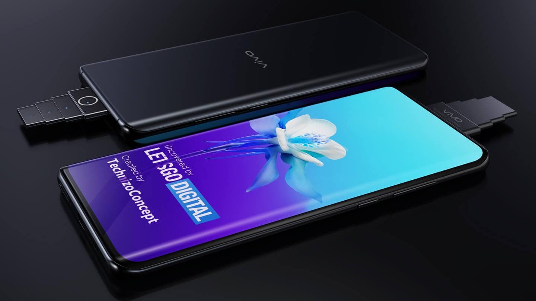 Vivo smartphone ultra-zoom camera patent