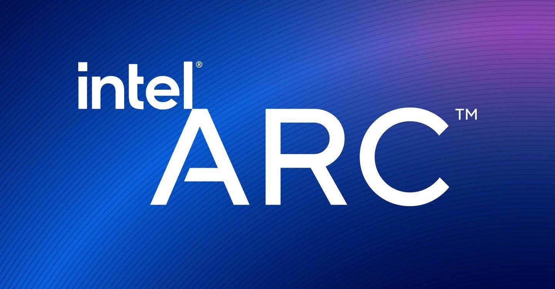 intel arc logo