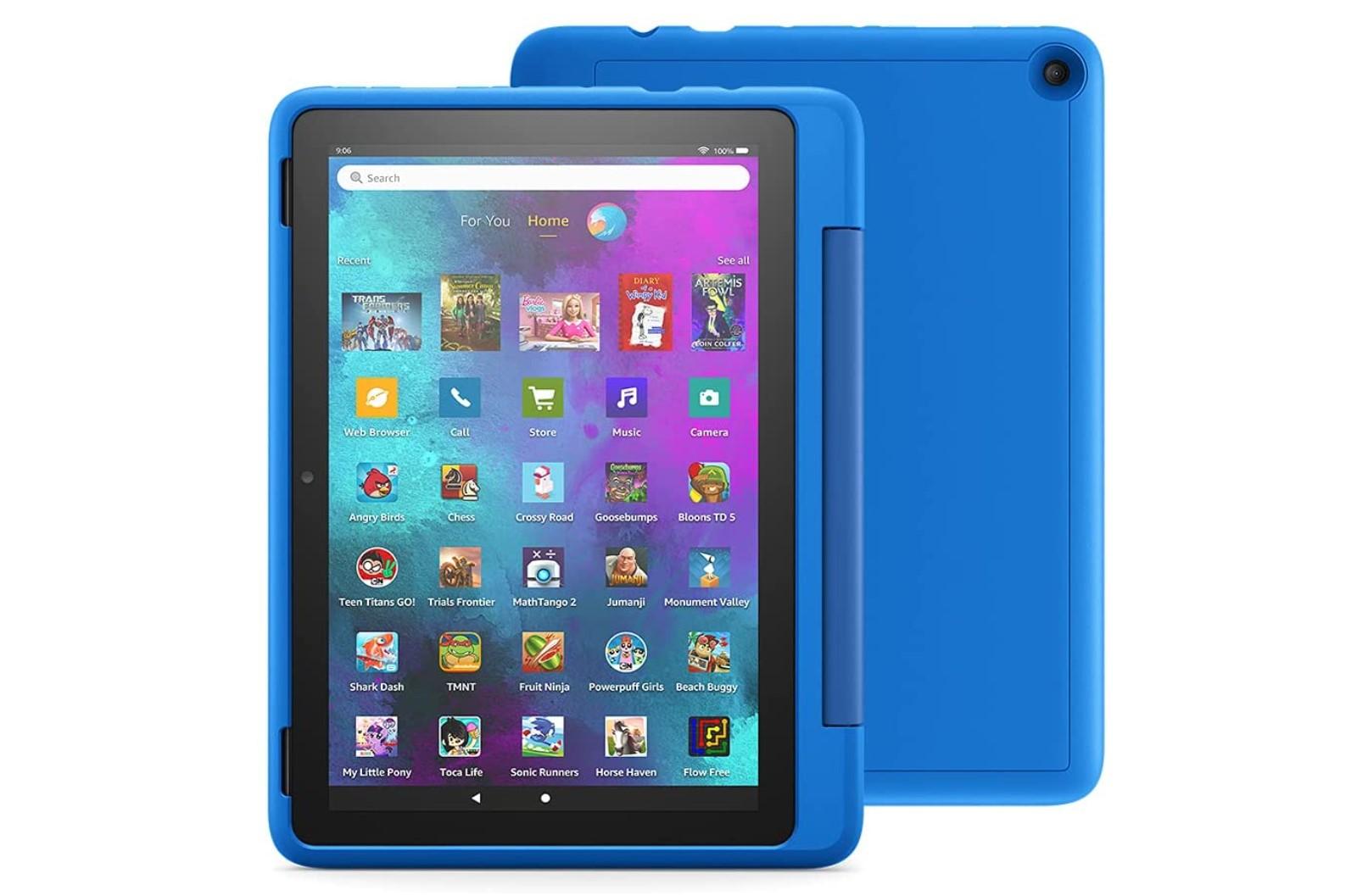 kids tablet fire 10 pro
