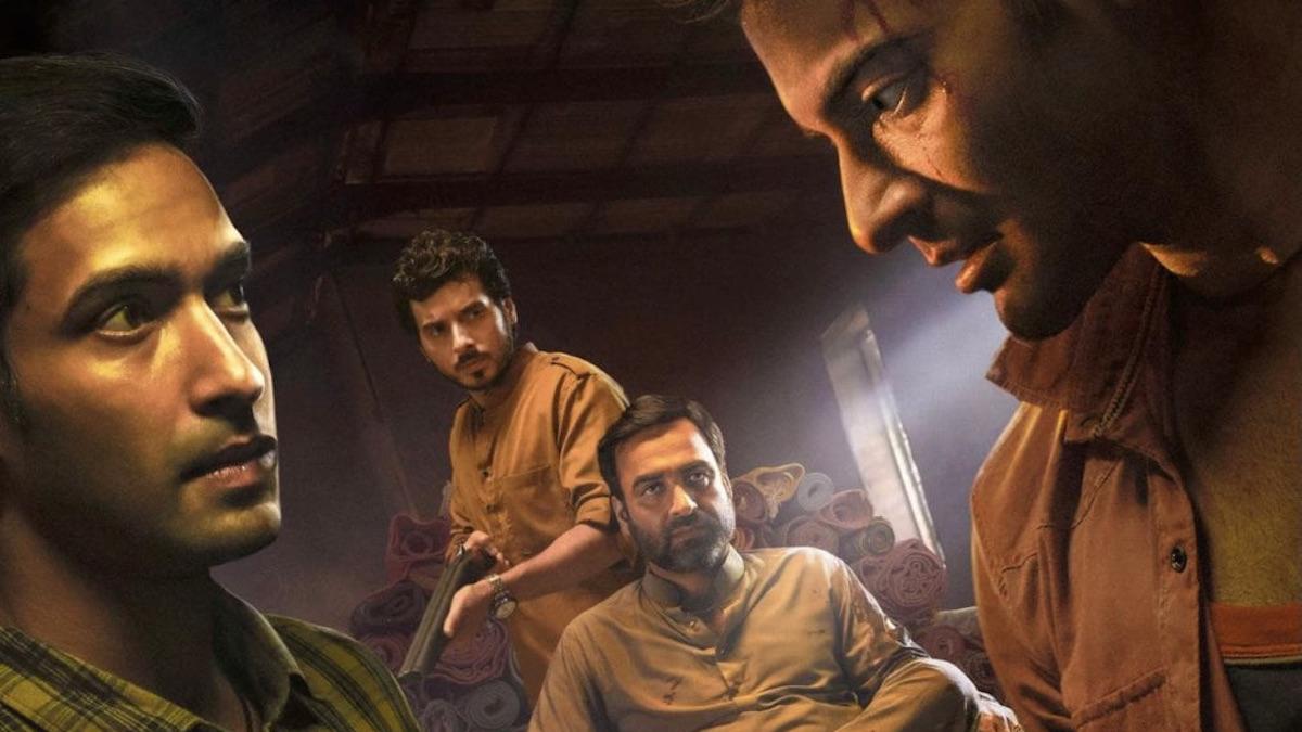 Indian original series Amazon prime video