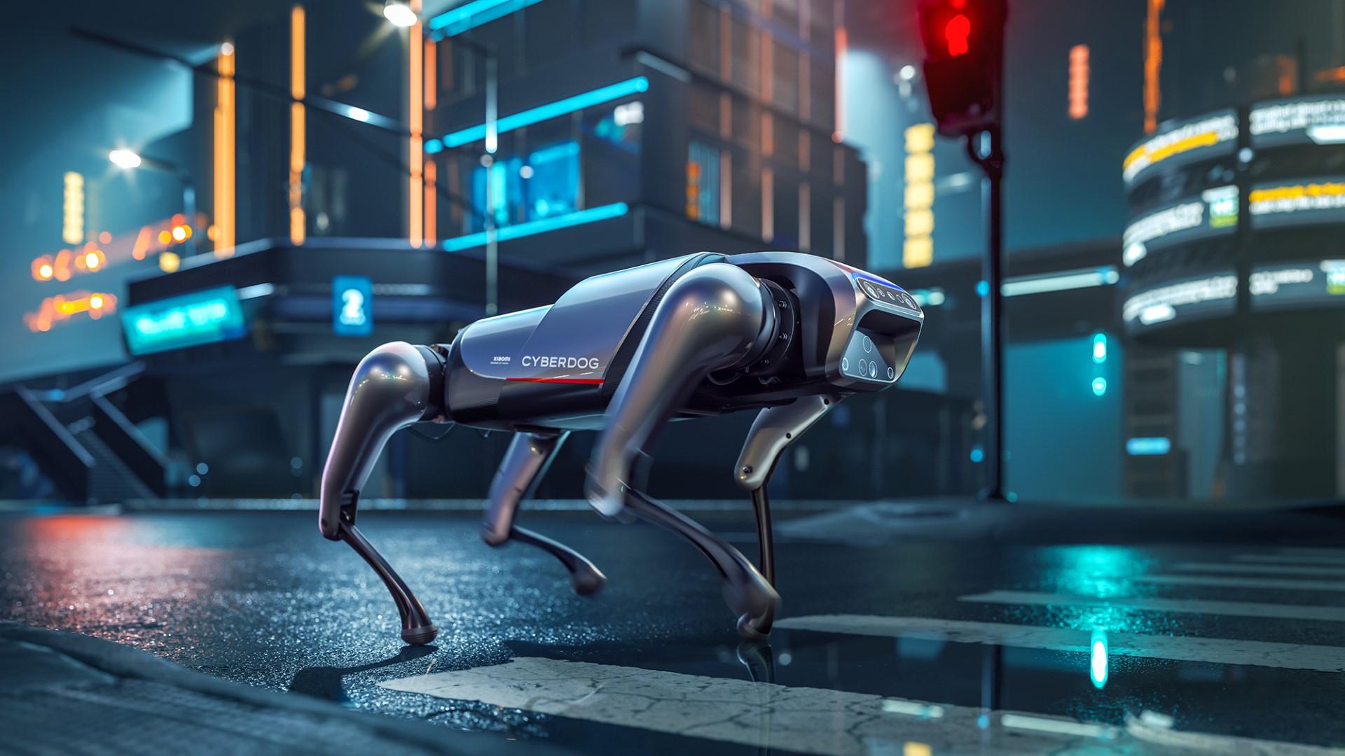xiaomi cyberdog feature