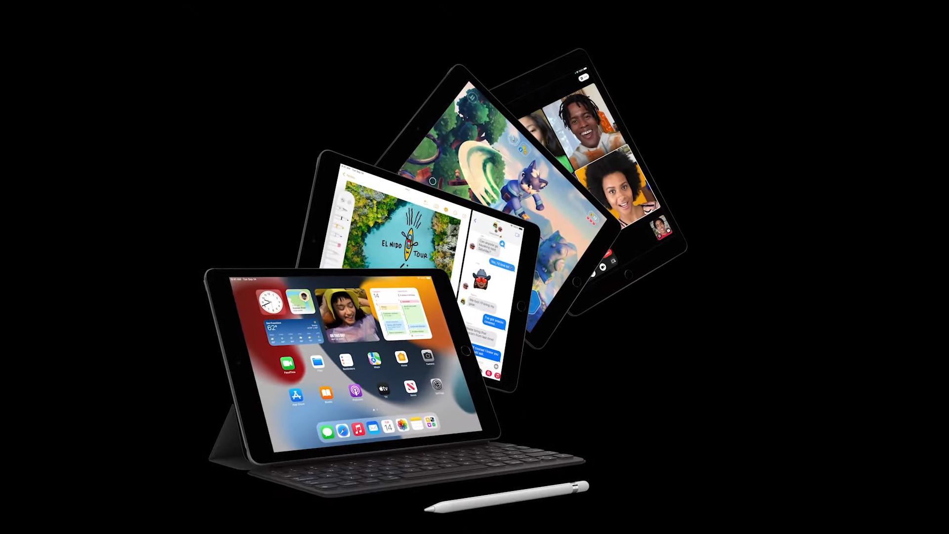 2021 Apple iPad