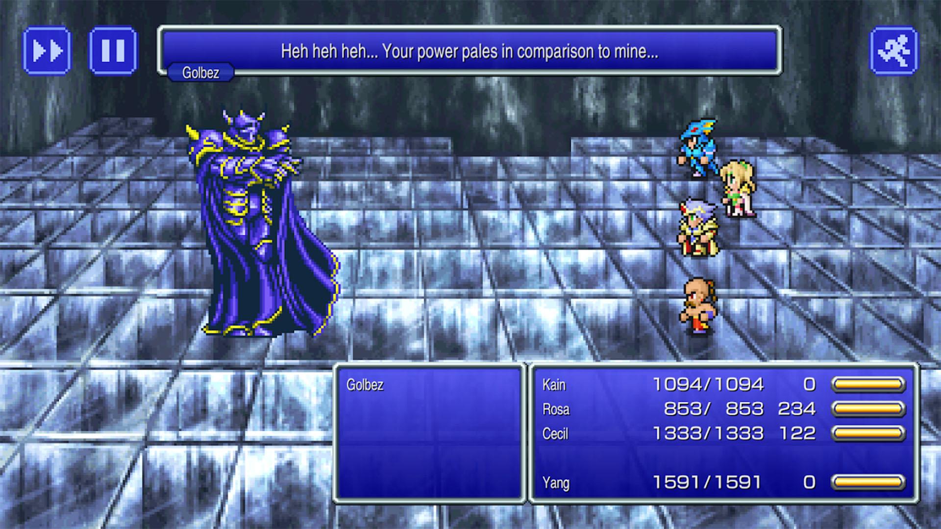 Android Apps Weekly - Final Fantasy 4 screenshot
