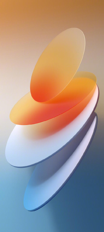 Color OS 12 wallpaper 1