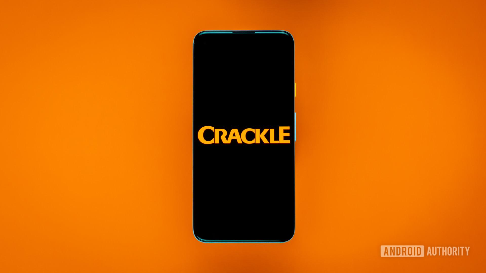 Crackle stock photo 1