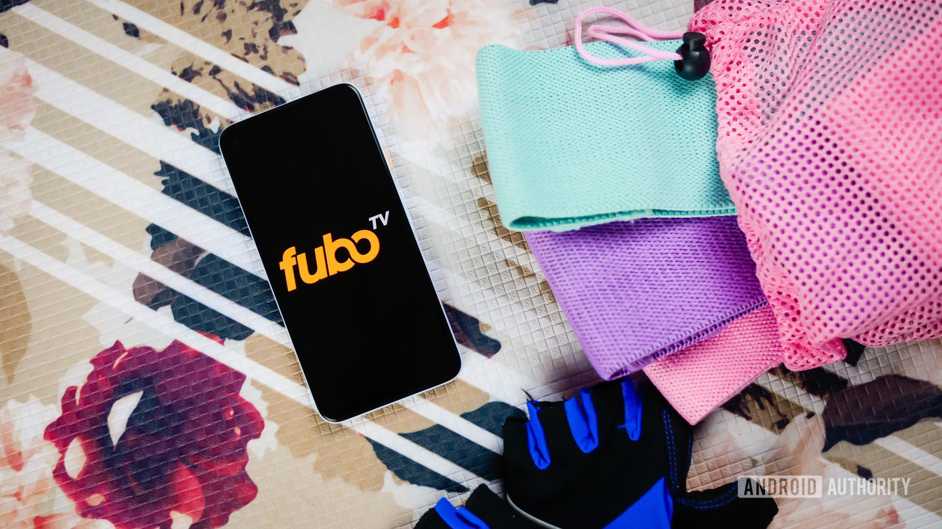FuboTV stock photo 1