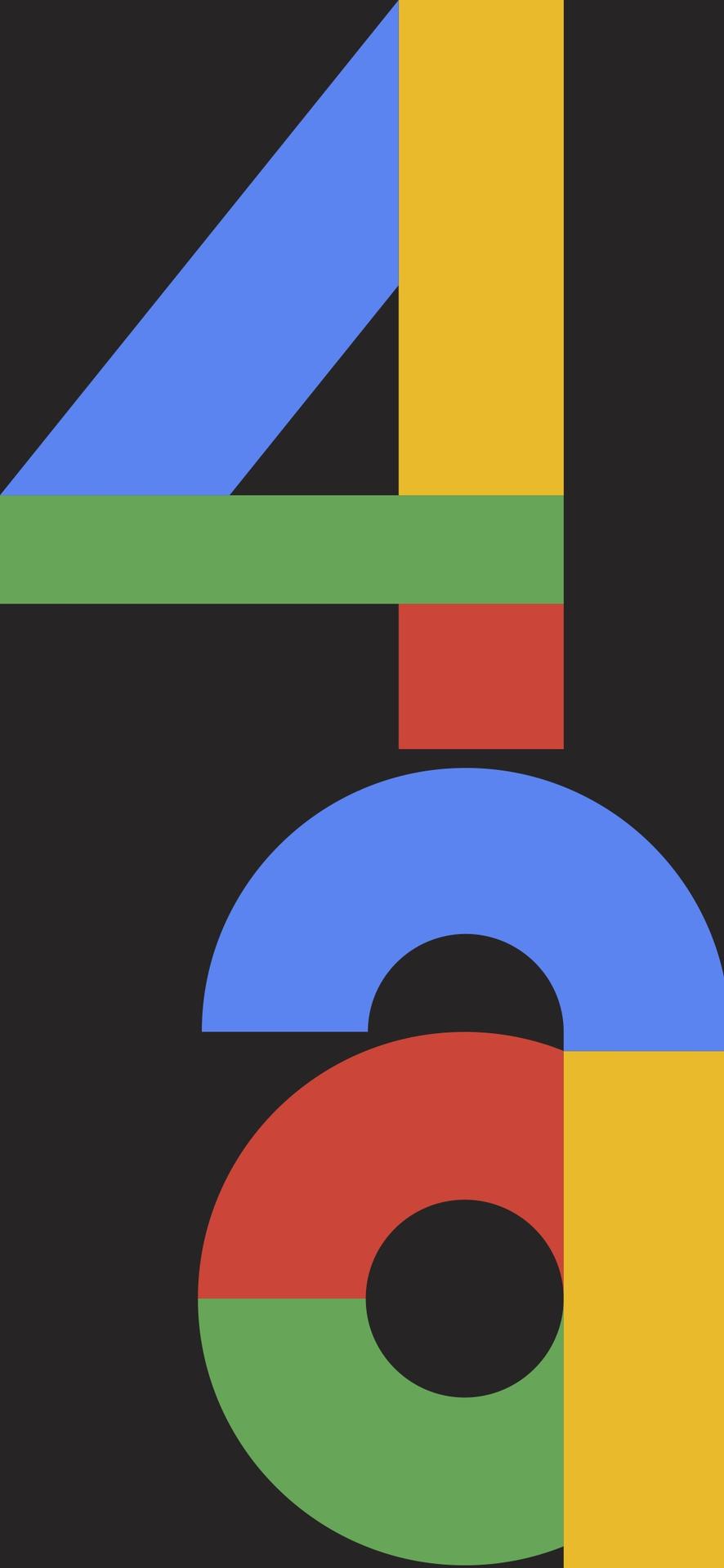 Google Pixel 4a wallpapers 1