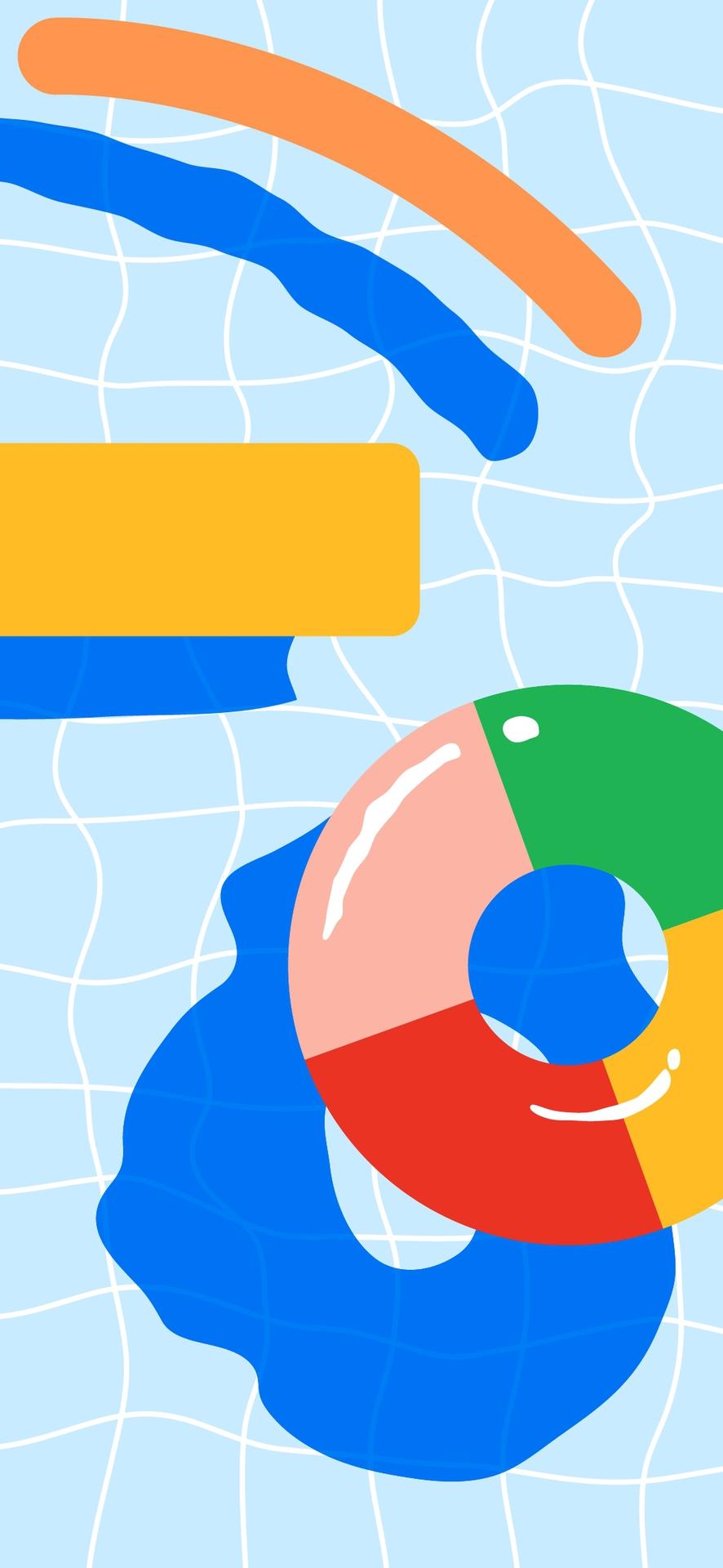 Google Pixel 4a wallpapers 12