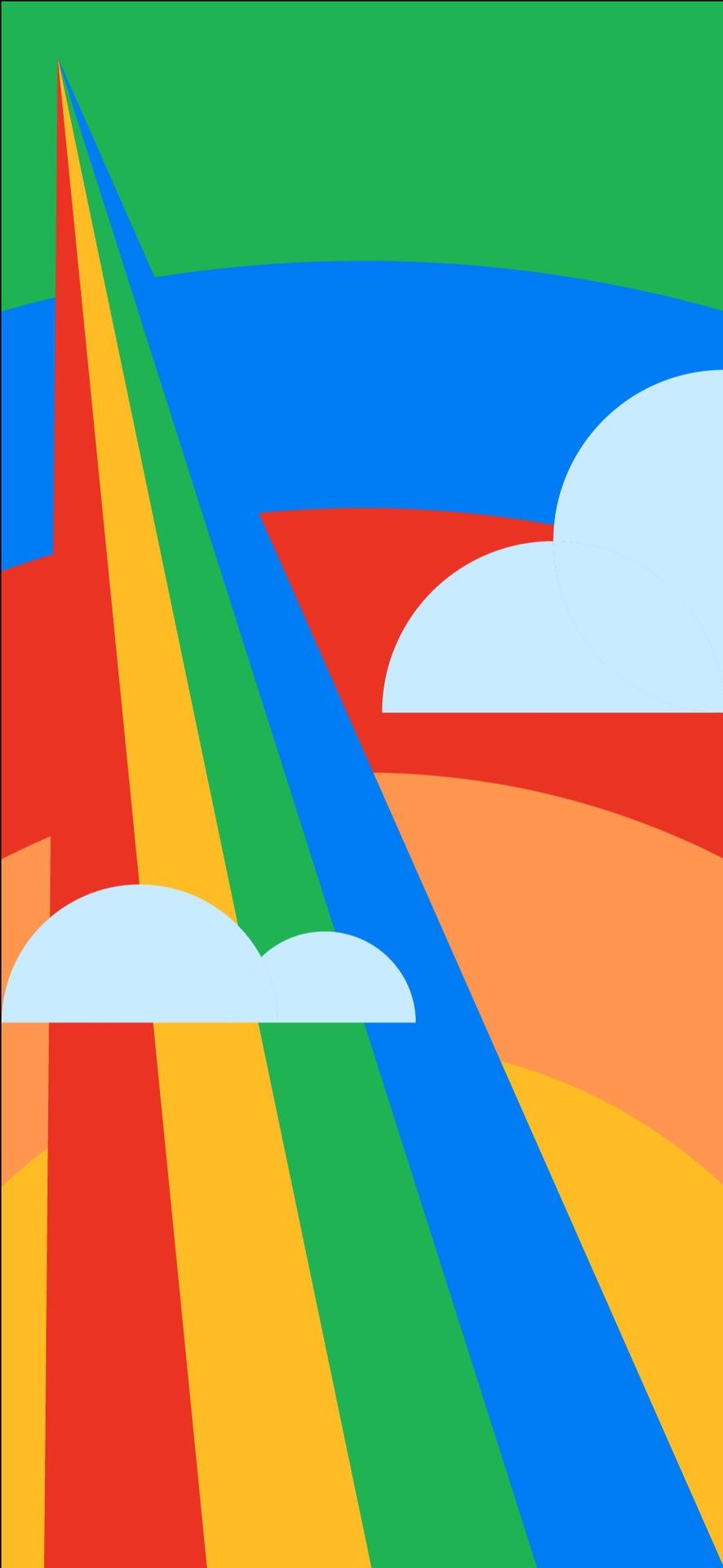 Google Pixel 4a wallpapers 13