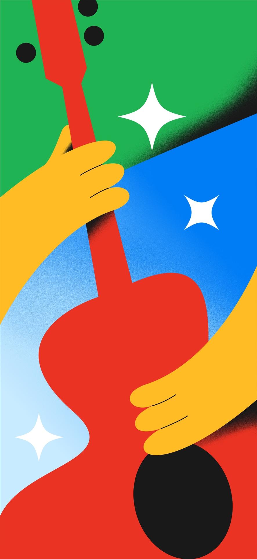 Google Pixel 4a wallpapers 4