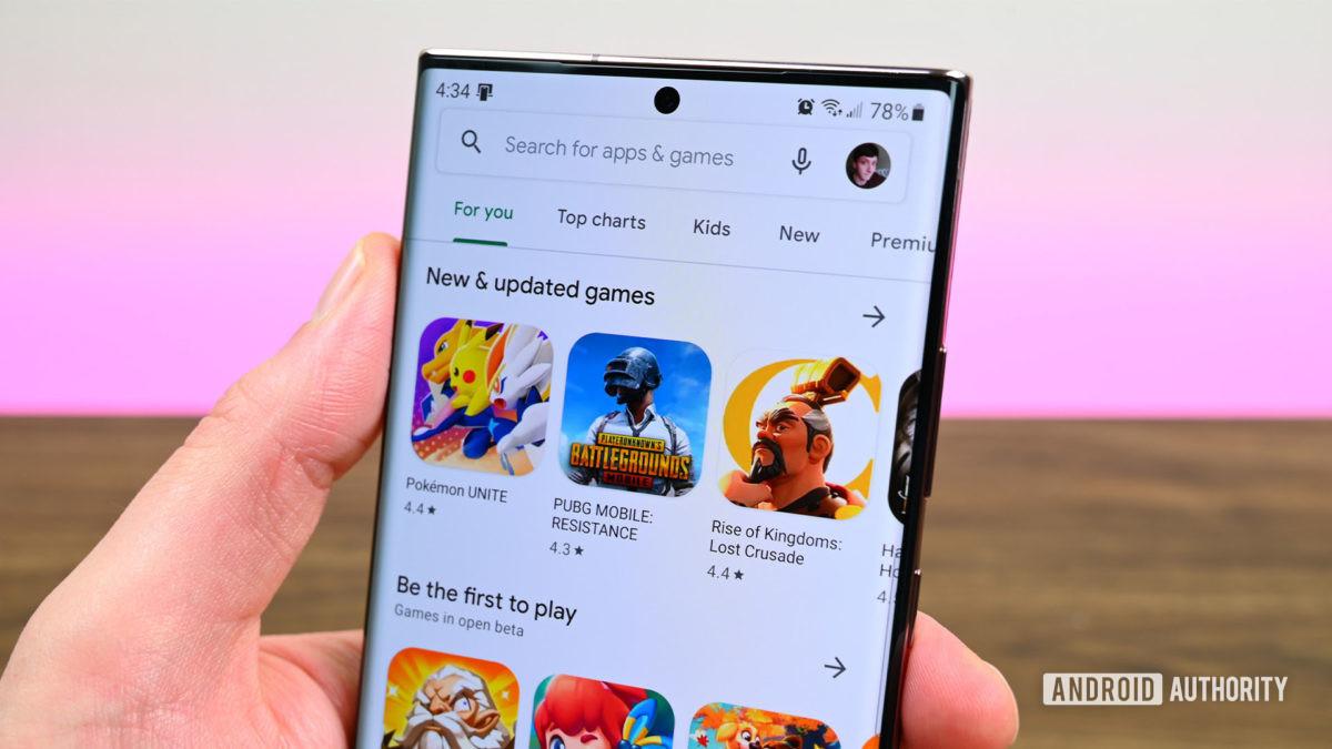 Google Play Store 2021 0