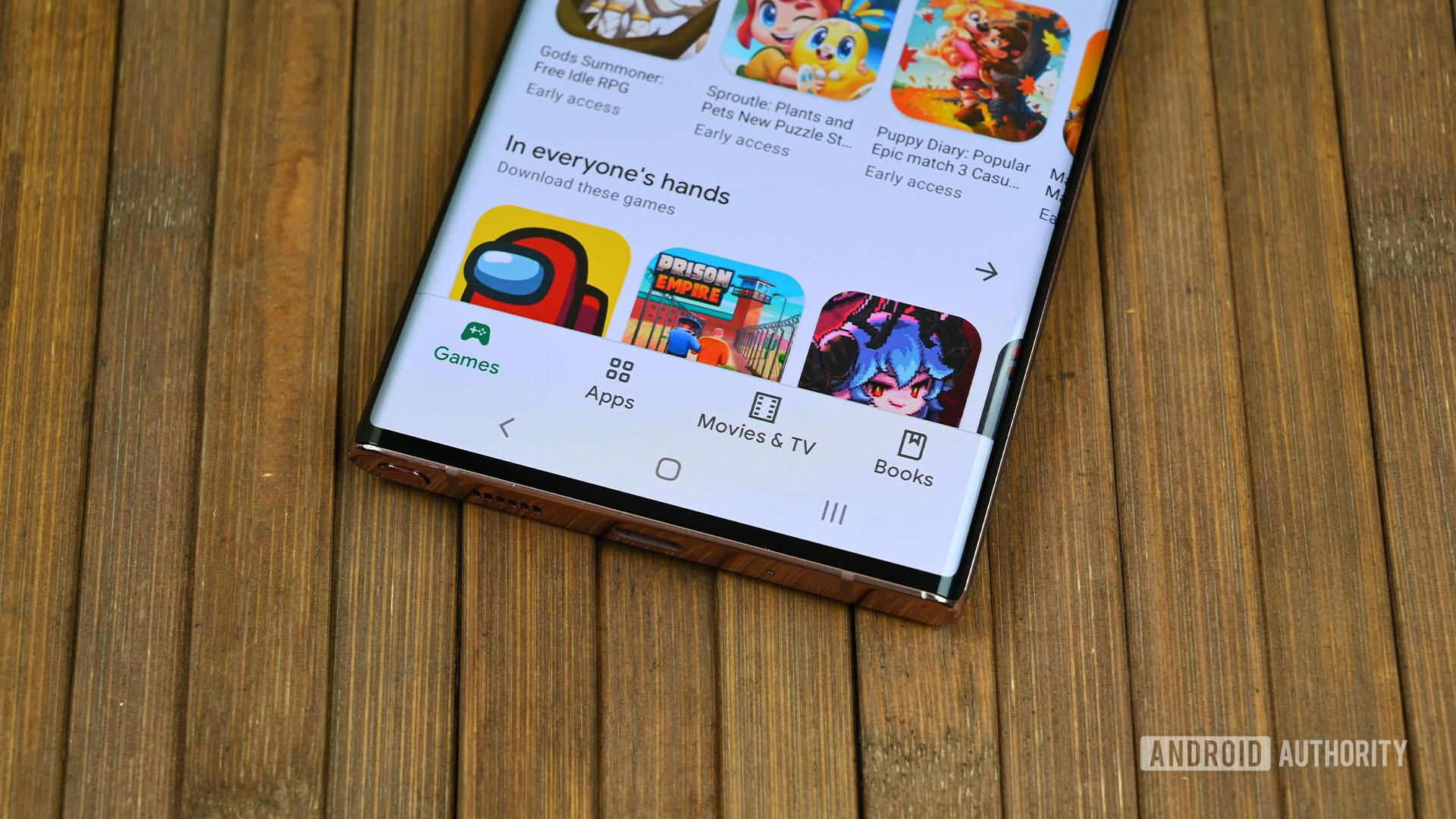 Google Play Store 2021 1