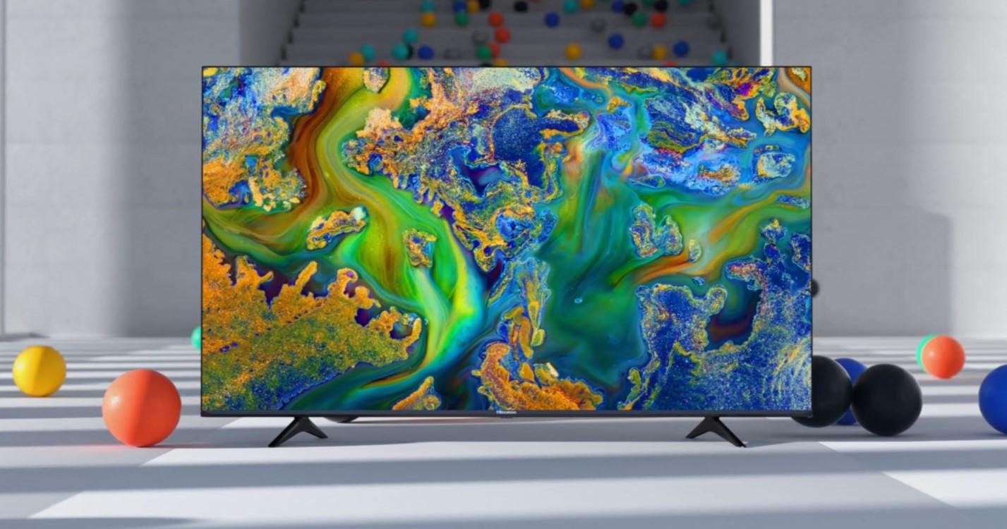Hisense 75 Inch 75U6G ULED 4K Smart TV Widget Image