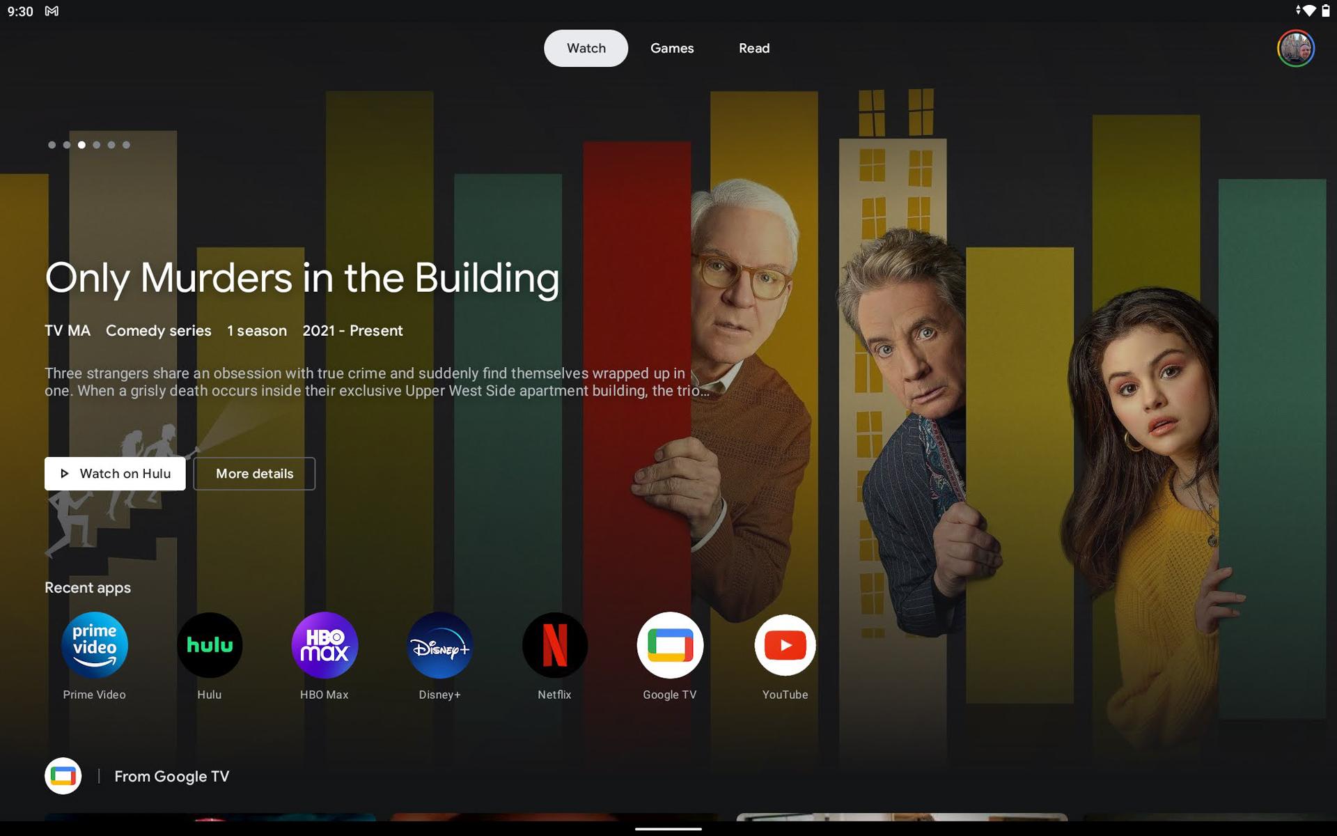 Lenovo Yoga Tab 13 Entertainment Space setup