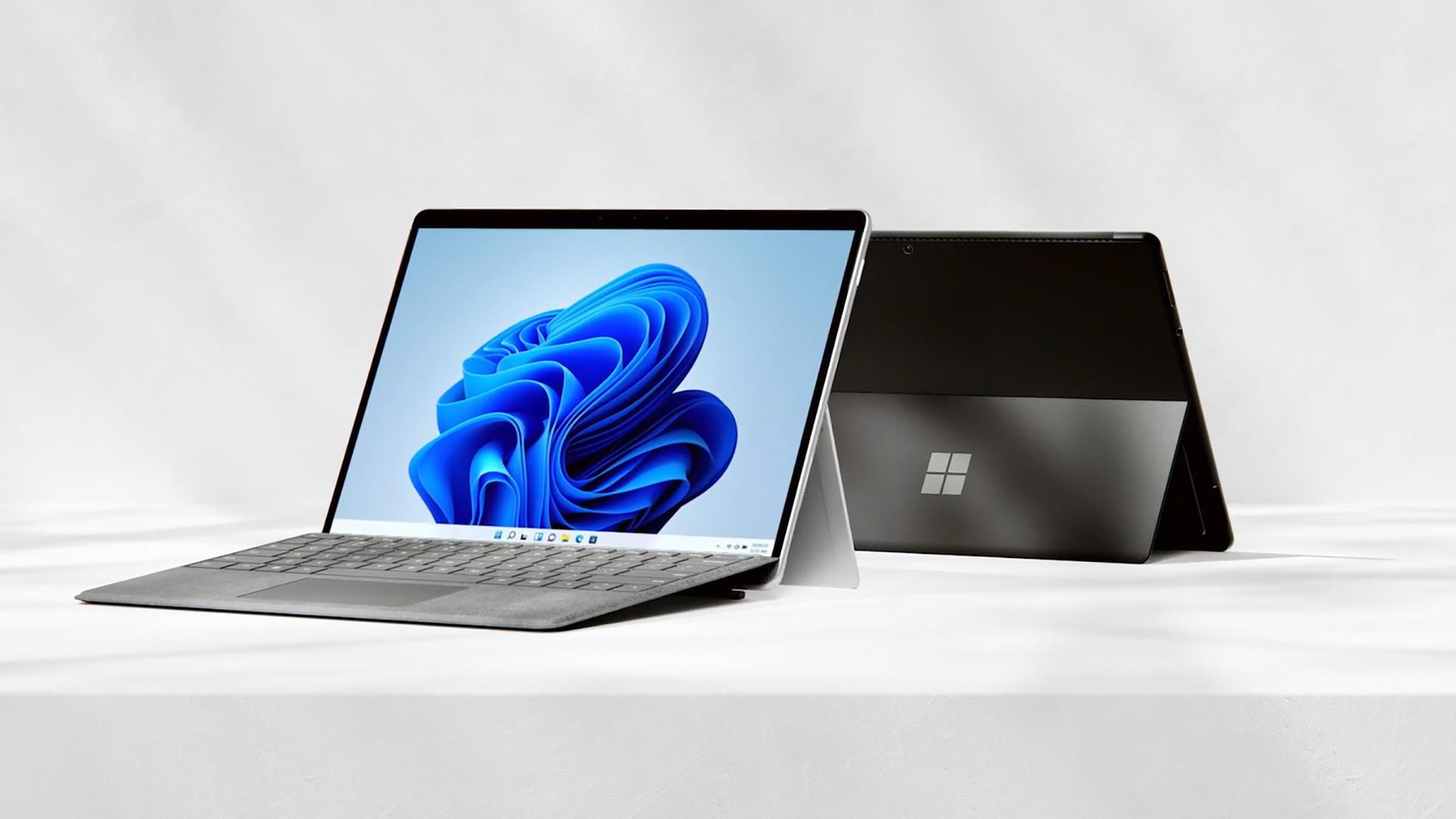 Microsoft Surface Pro 8 Hero