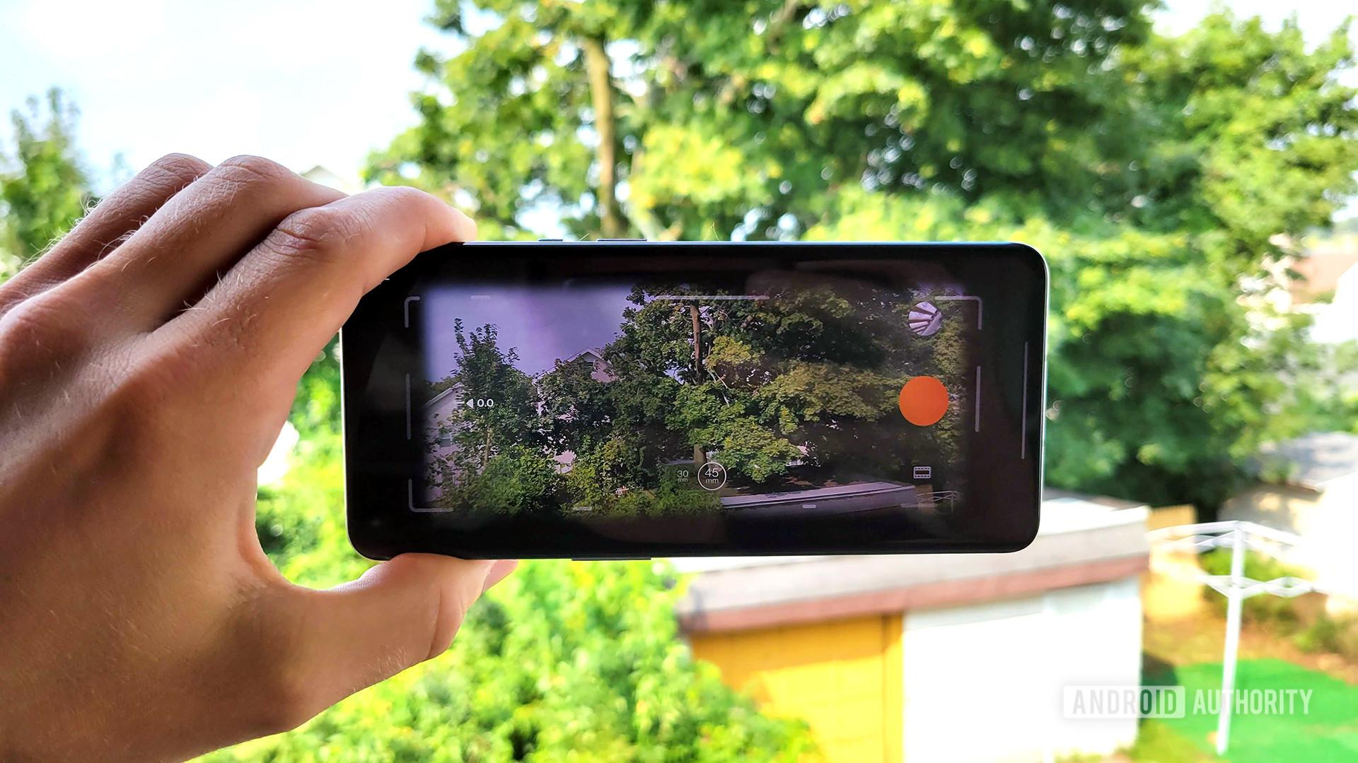 OnePlus 9 Pro XPan Mode