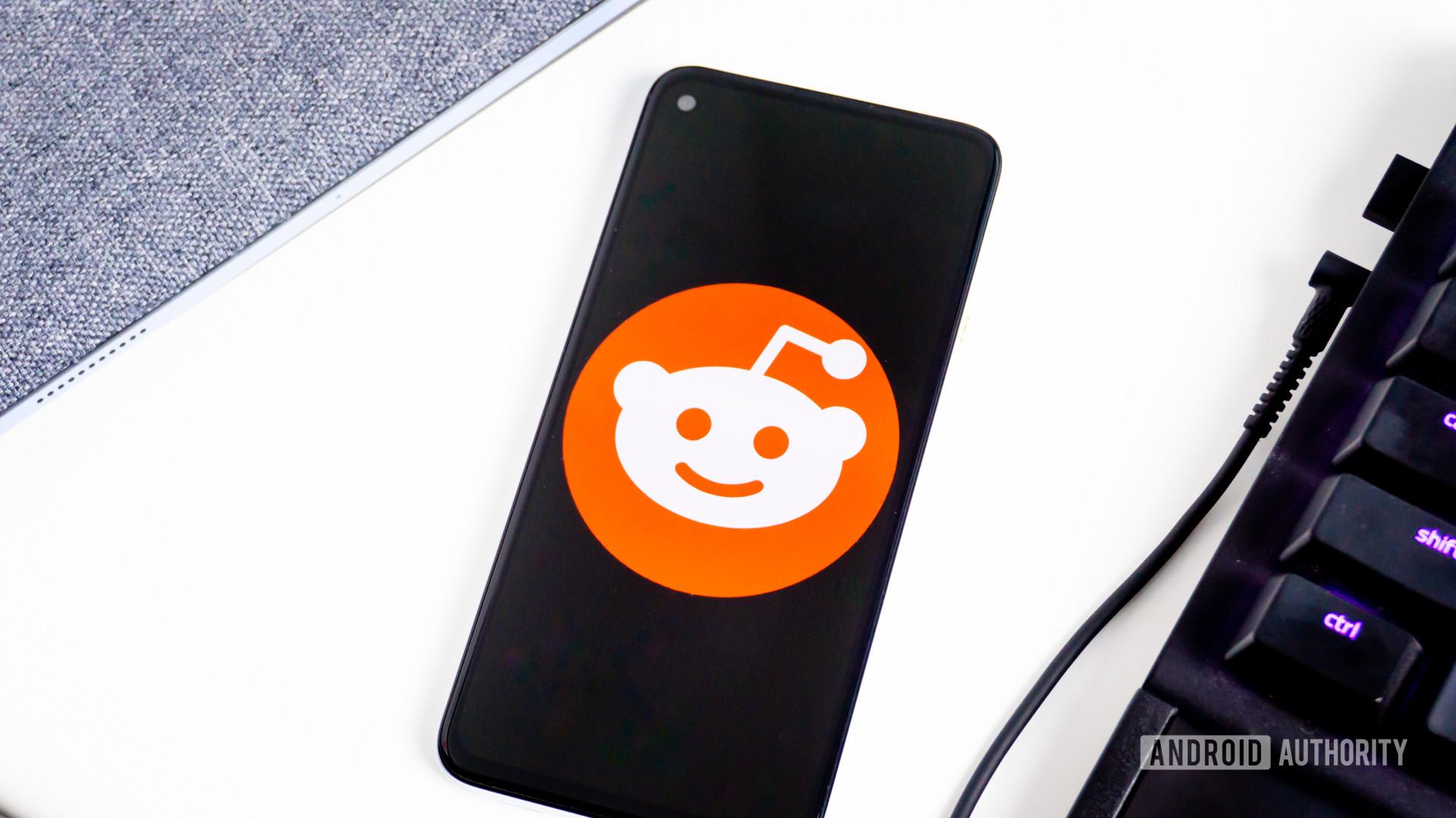 Reddit stock photo