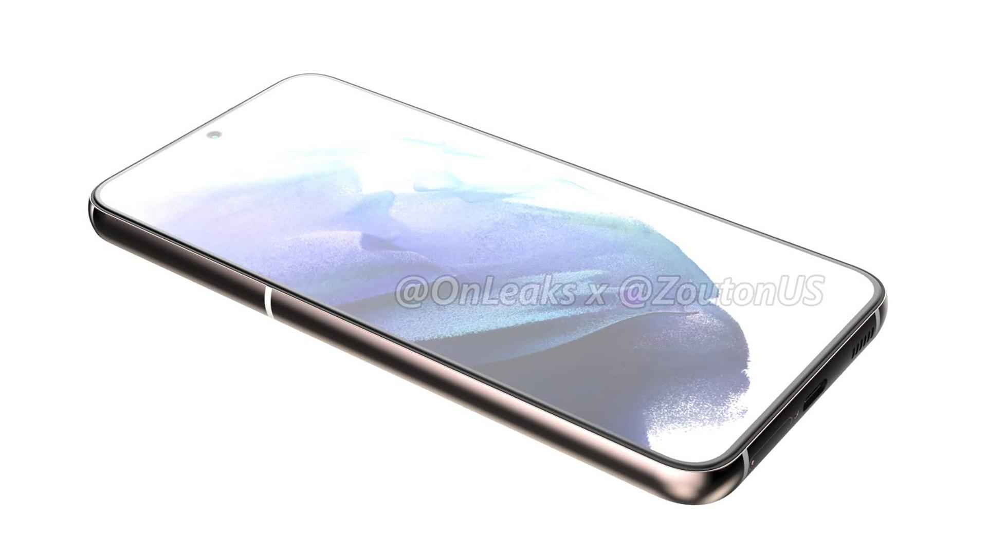 Samsung Galaxy S22 Leaked Design OnLeaks 1