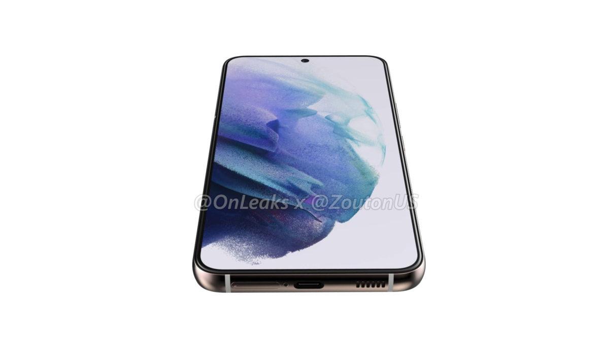 Samsung Galaxy S22 Leaked Design OnLeaks 3