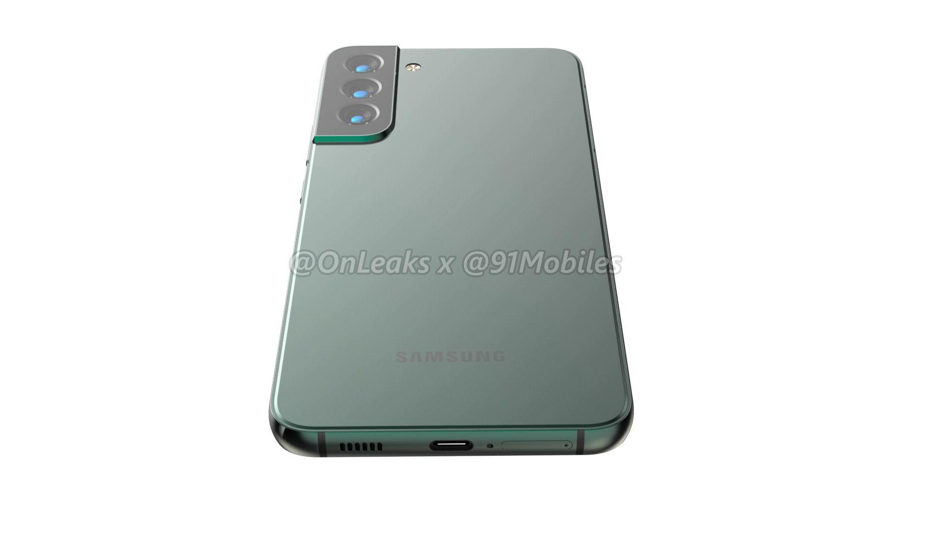 Samsung Galaxy S22 Plus 91mobiles onleaks 3