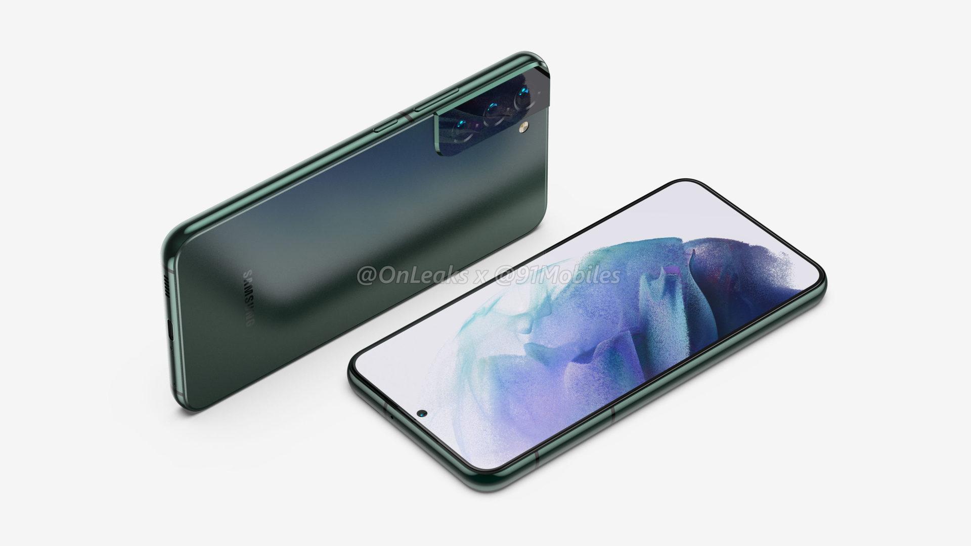 Samsung Galaxy S22 Plus 91mobiles onleaks