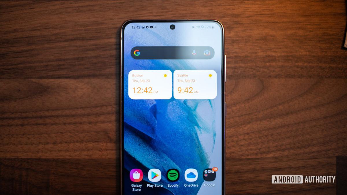 Samsung One UI 4 beta 2
