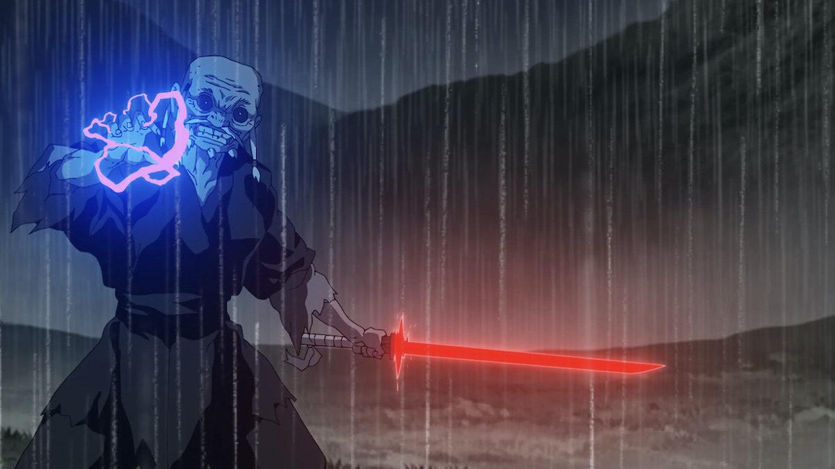 Star Wars Visions on Disney Plus