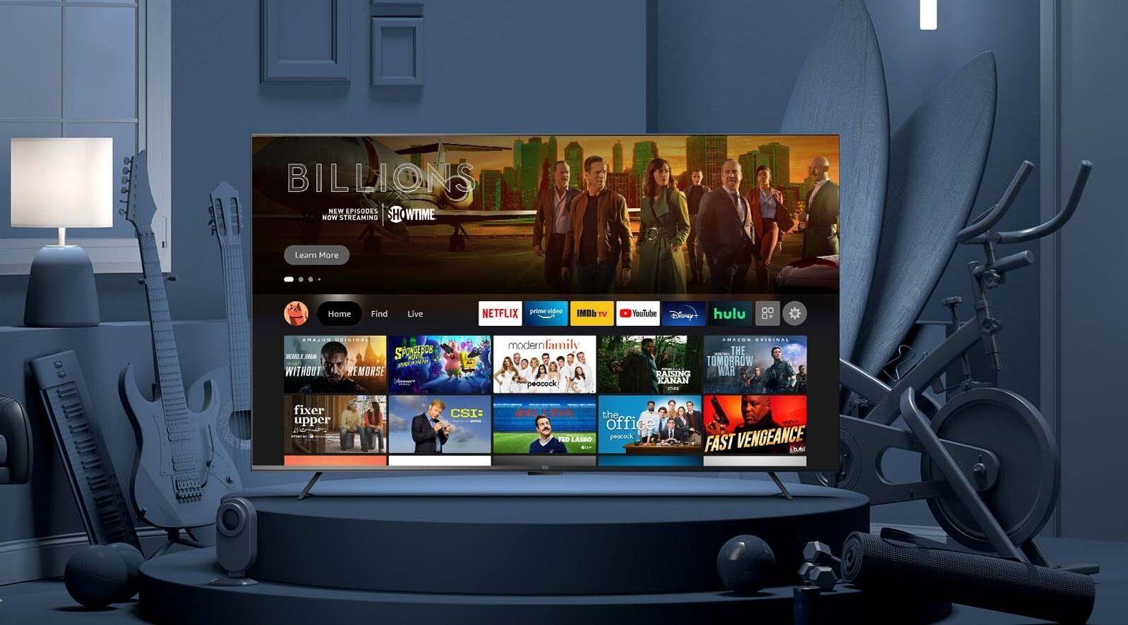 amazon fire tv omni series