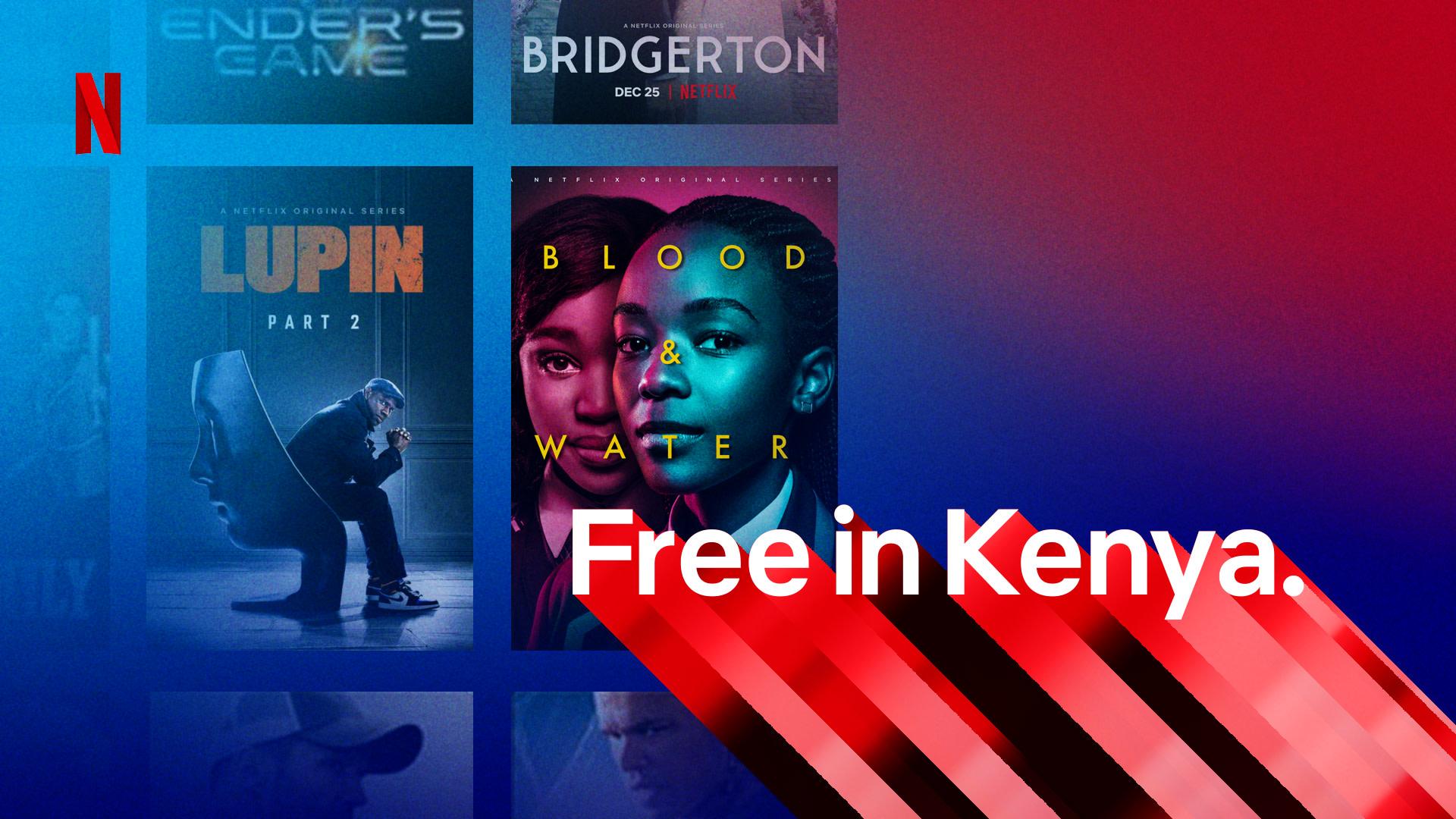 netflix free kenya