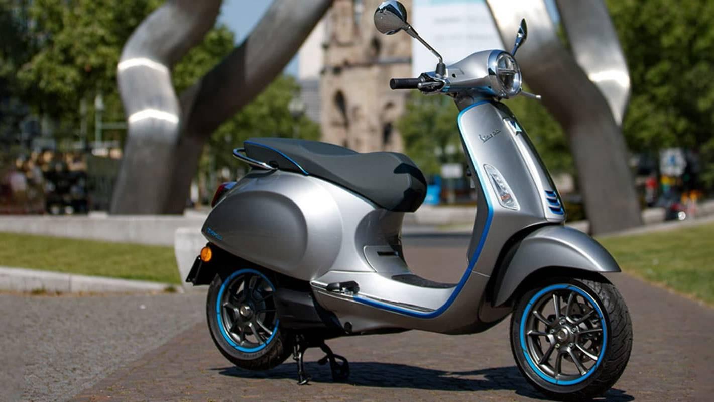 vespa elettrica 2 electric scooter